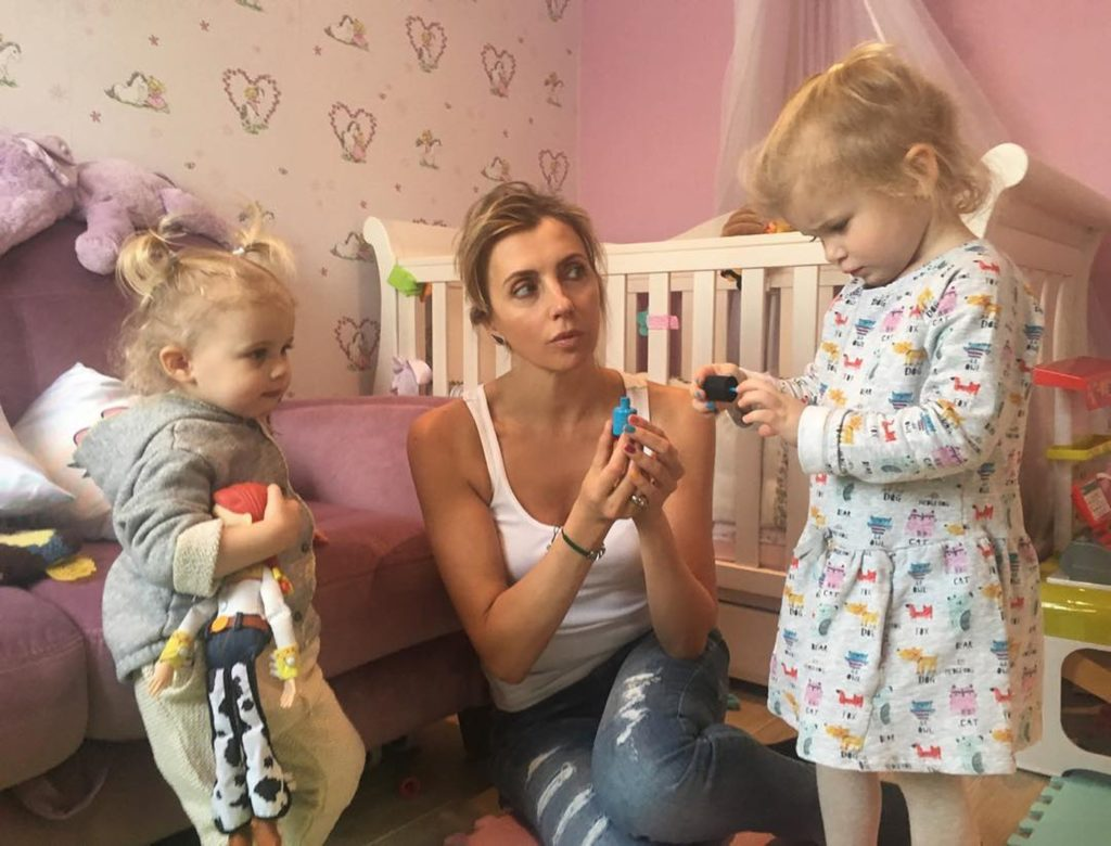 Светлана бондарчук дети фото варвара