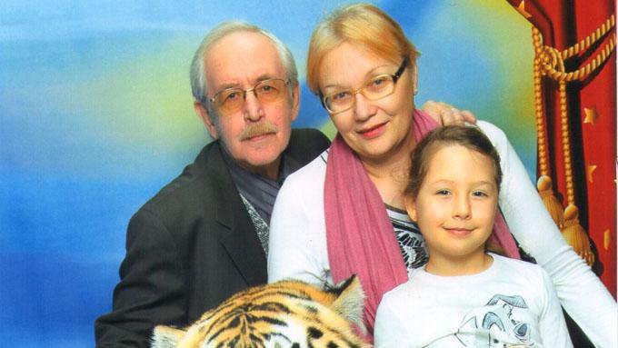Семья и дети Василия Ливанова фото