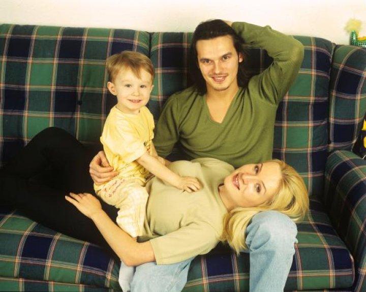 Семья и дети Влада Сташевского фото