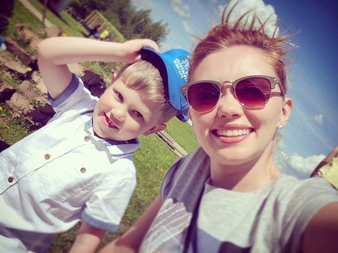 Сын Ольги Кузьминой – Гордей Кузьмин фото
