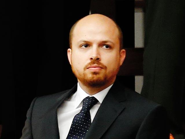 Сын Реджепа Тайипа Эрдогана - Неджмеддин Билал Эрдоган фото