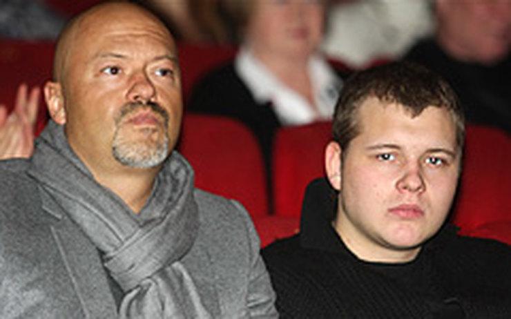 Сын Светланы Бондарчук – Сергей Бондарчук фото