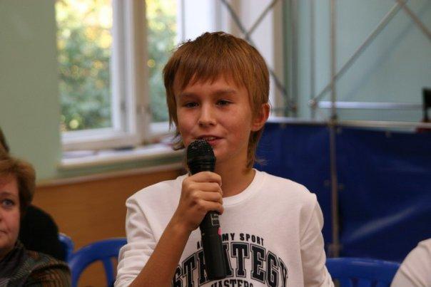 Сын Влада Сташевского - Даниил фото