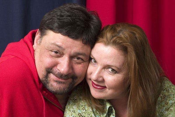 Жена Дмитрия Назарова – Ольга Васильева фото