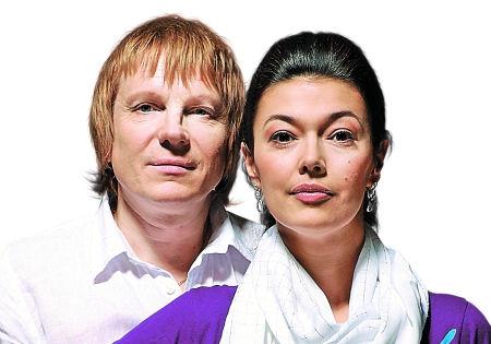 Жена Виктора Салтыкова — Ирина Метлина фото