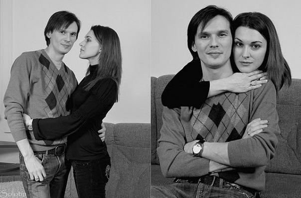 Жена Влада Сташевского – Ирина Мигуля фото