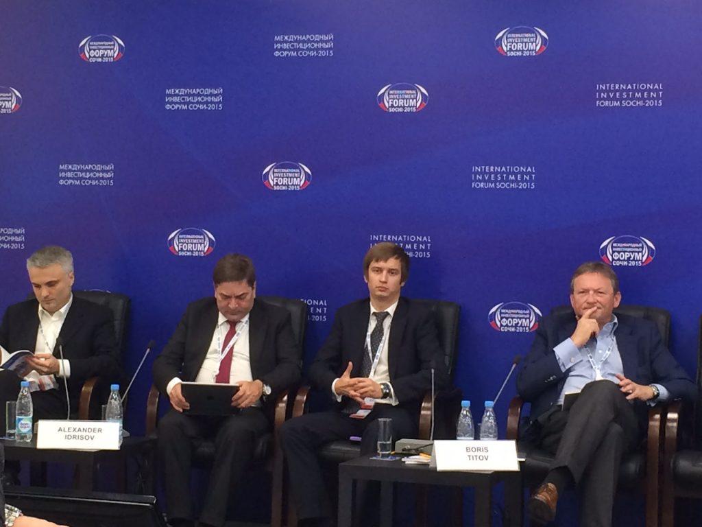 Караулов Роман Сергеевич на форуме