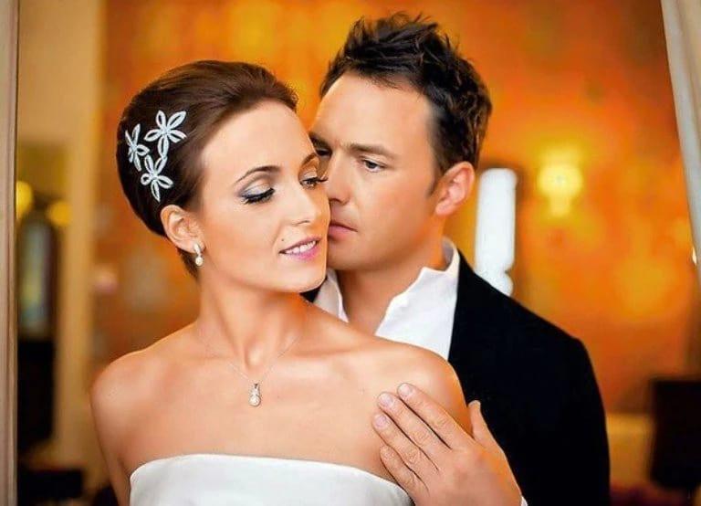 Виктор Васильев и его жена