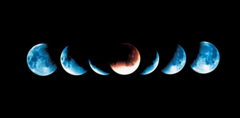 Фазы Луны в мае 2019 года фото