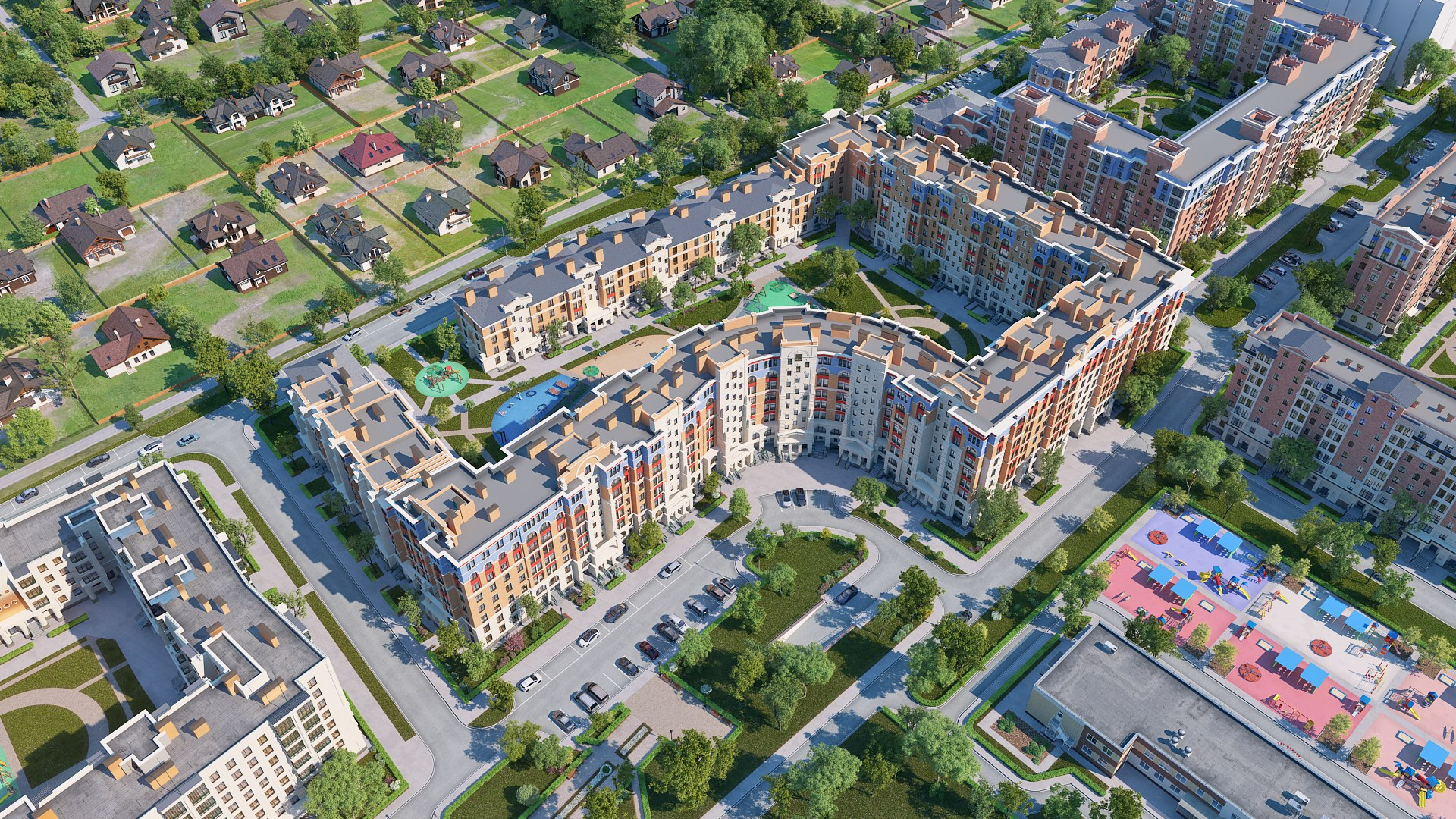 Итоги разбора жилых комплексов фото