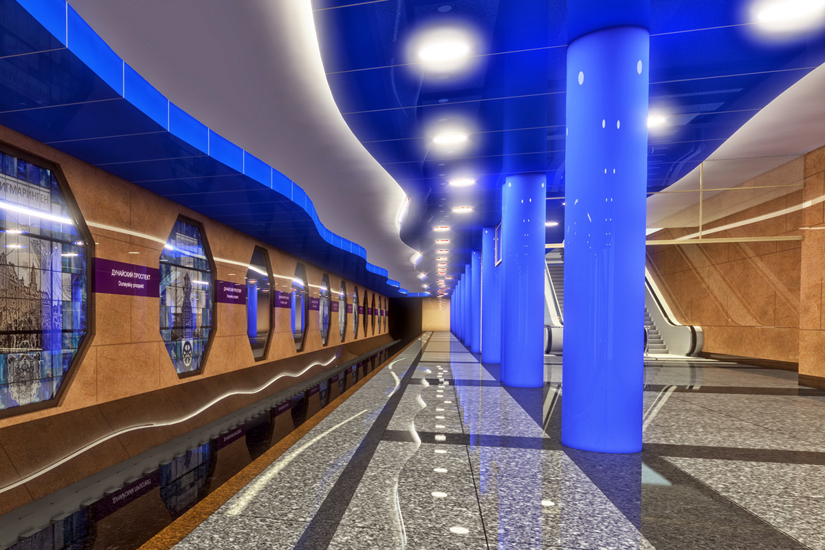 Какие станции будут сданы в 2019 фото