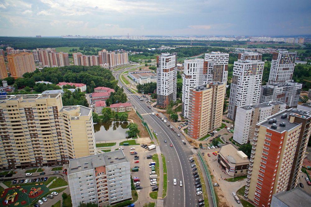 Новые районы Новой Москвы фото