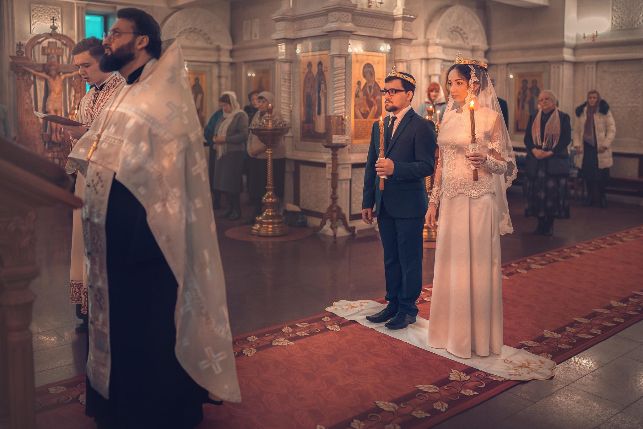 Периоды, не подходящие для таинства венчания фото