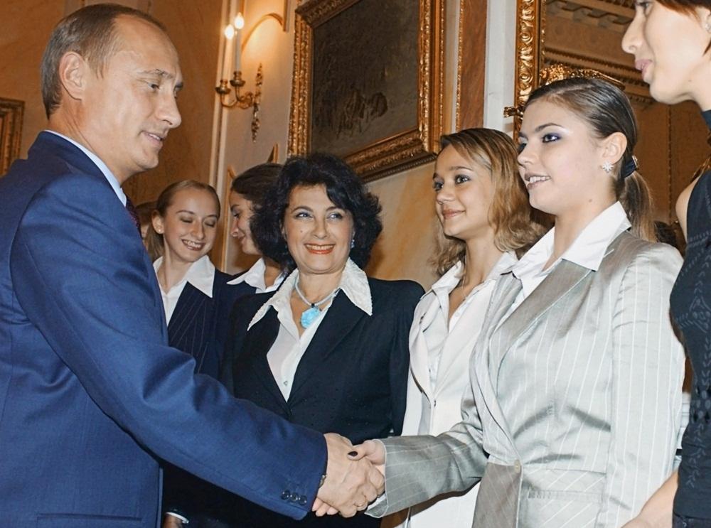 Путина владимира свадьба