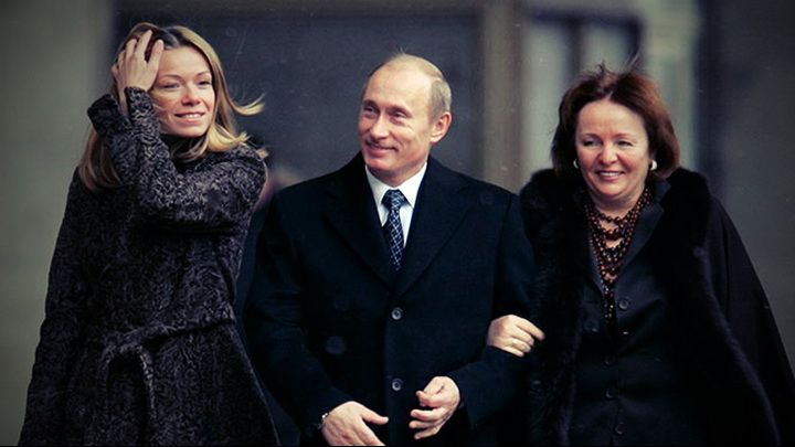 Мария Путина — Циклопедия
