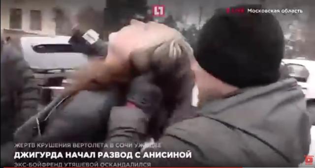 Драка Джигурды с адвокатом. Никита оказался вновь в центре событий