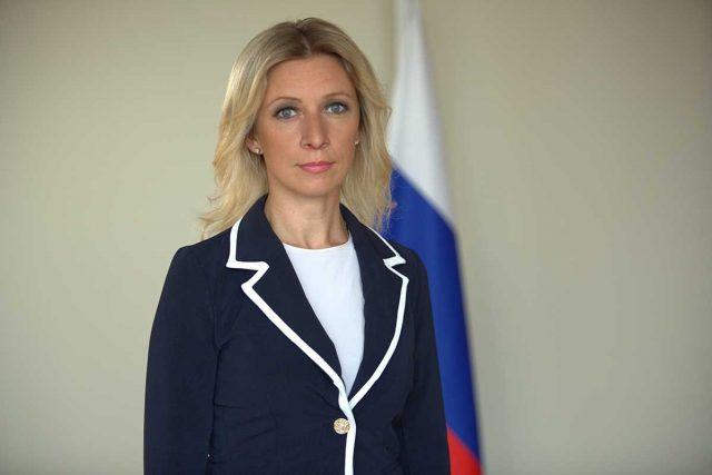 Мария Захарова: биография, личная жизнь, семья, муж, дети — фото