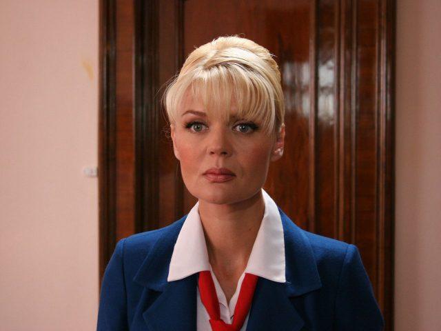 Актриса Юлия Меньшова: биография, личная жизнь, семья, муж, дети — фото