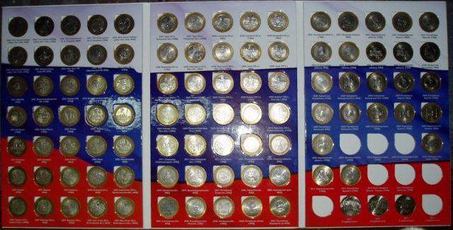 История нумизматики - каталог монет России фото