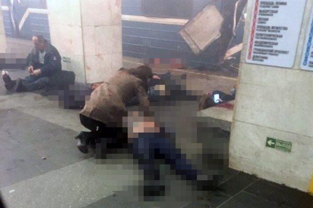 Теракт в Петербурге 03.04.2017: взрыв в метро (смотреть видео и фото) онлайн репортаж