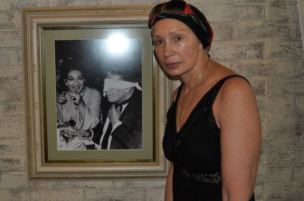 Фото семьи актрисы натальи васильевой
