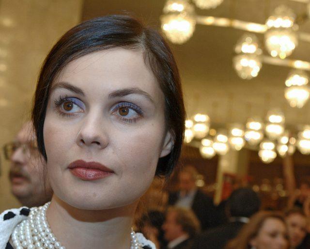 Екатерина Андреева: биография, личная жизнь, семья, муж, дети — фото
