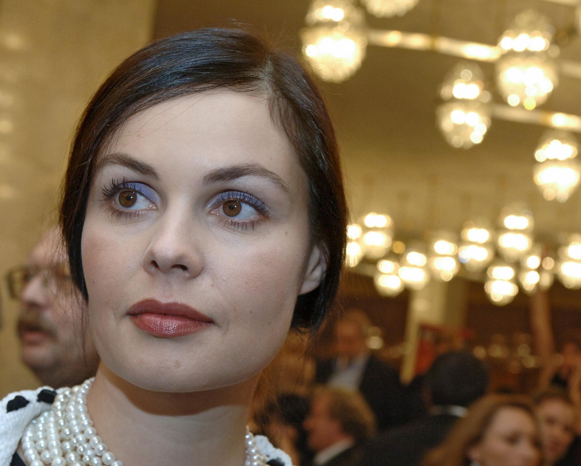 екатерина андреева википедия фото дочери