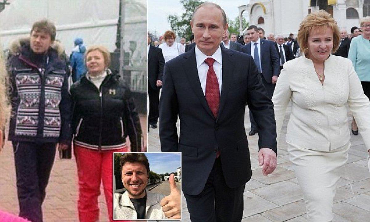 Очеретный Артур Сергеевич - второй муж Людмилы Путиной ...