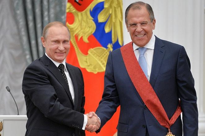 Инстаграм и Википедия Сергея Лаврова фото