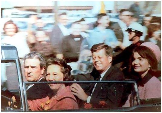 Кто убил Кеннеди на самом деле. Фото и видео