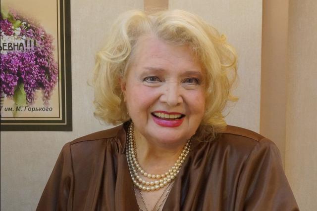 Татьяна Доронина: биография, личная жизнь, семья, муж, дети — фото