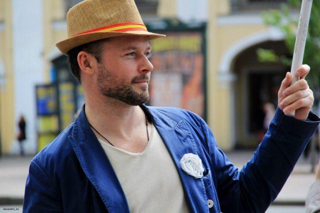 Актер Илья Носков: биография, личная жизнь, семья, жена, дети — фото