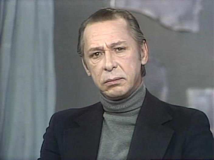 Олег Ефремов: биография, личная жизнь, семья, жена, дети — фото