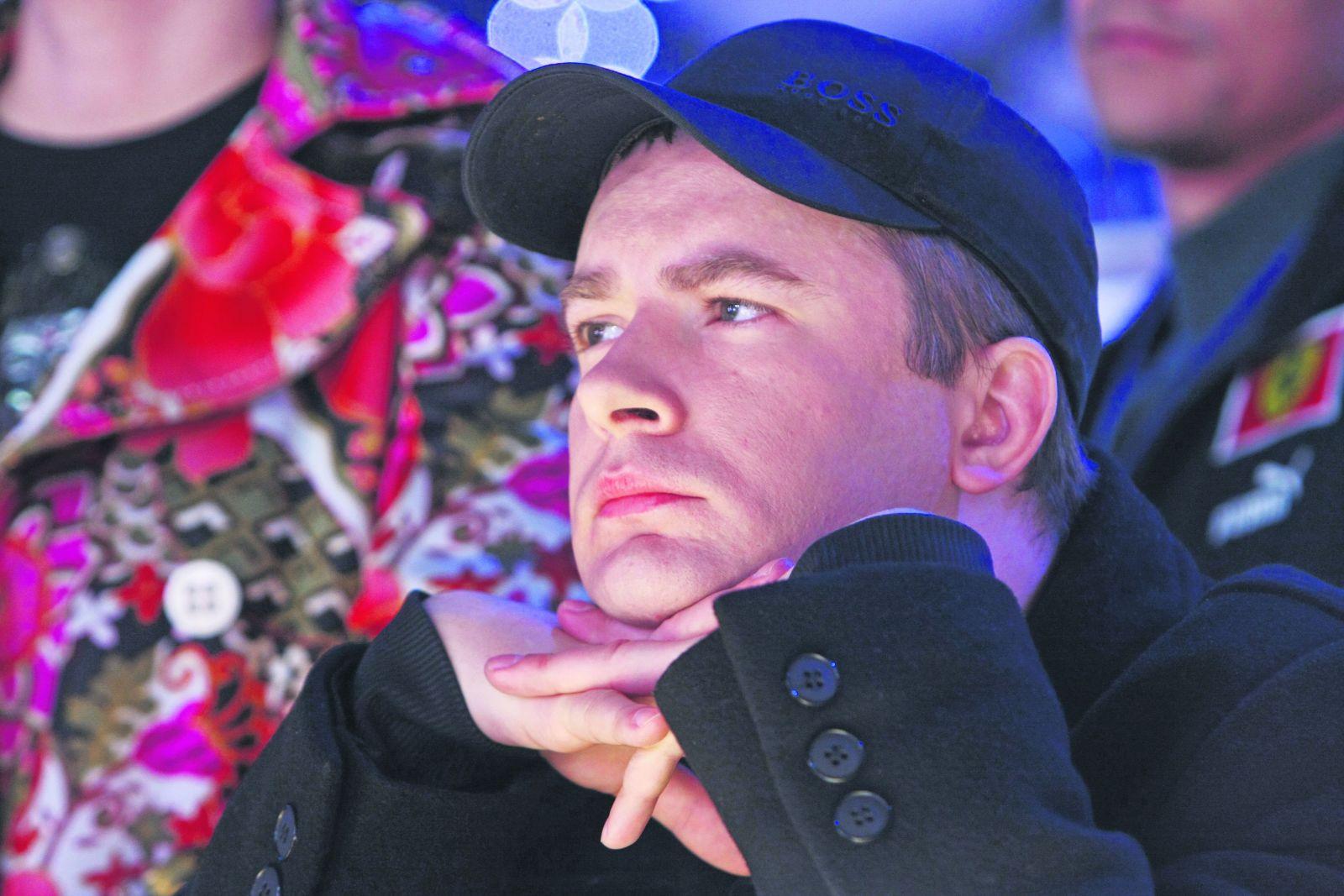 Андрей Данилко: биография, личная жизнь, семья, жена, дети — фото