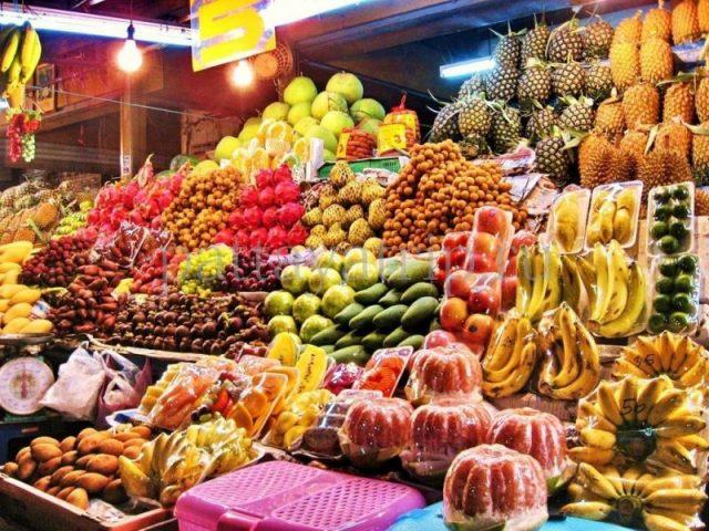 Можно ли провозить фрукты в ручной клади в самолете?