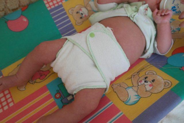 Подгузники для новорожденных: какие лучше? Отзывы молодых мам фото