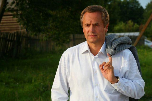 Актер Андрей Соколов: биография, личная жизнь, семья, жена, дети — фото