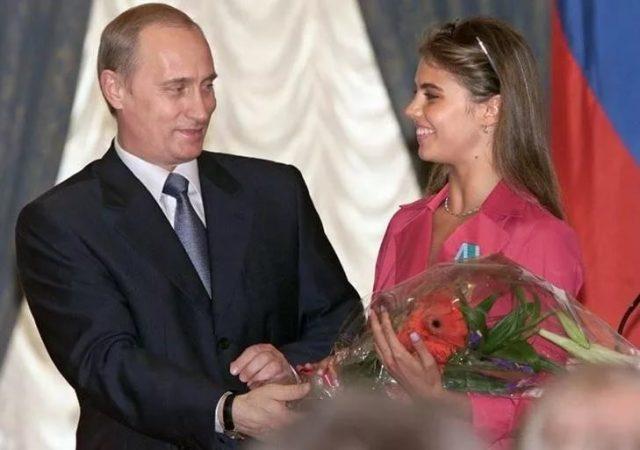 Свадьба Алины Кабаевой и Владимира Путина. Венчание на новой жене