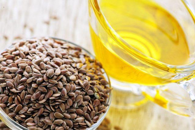 Льняное масло: польза и вред для здоровья организма человека
