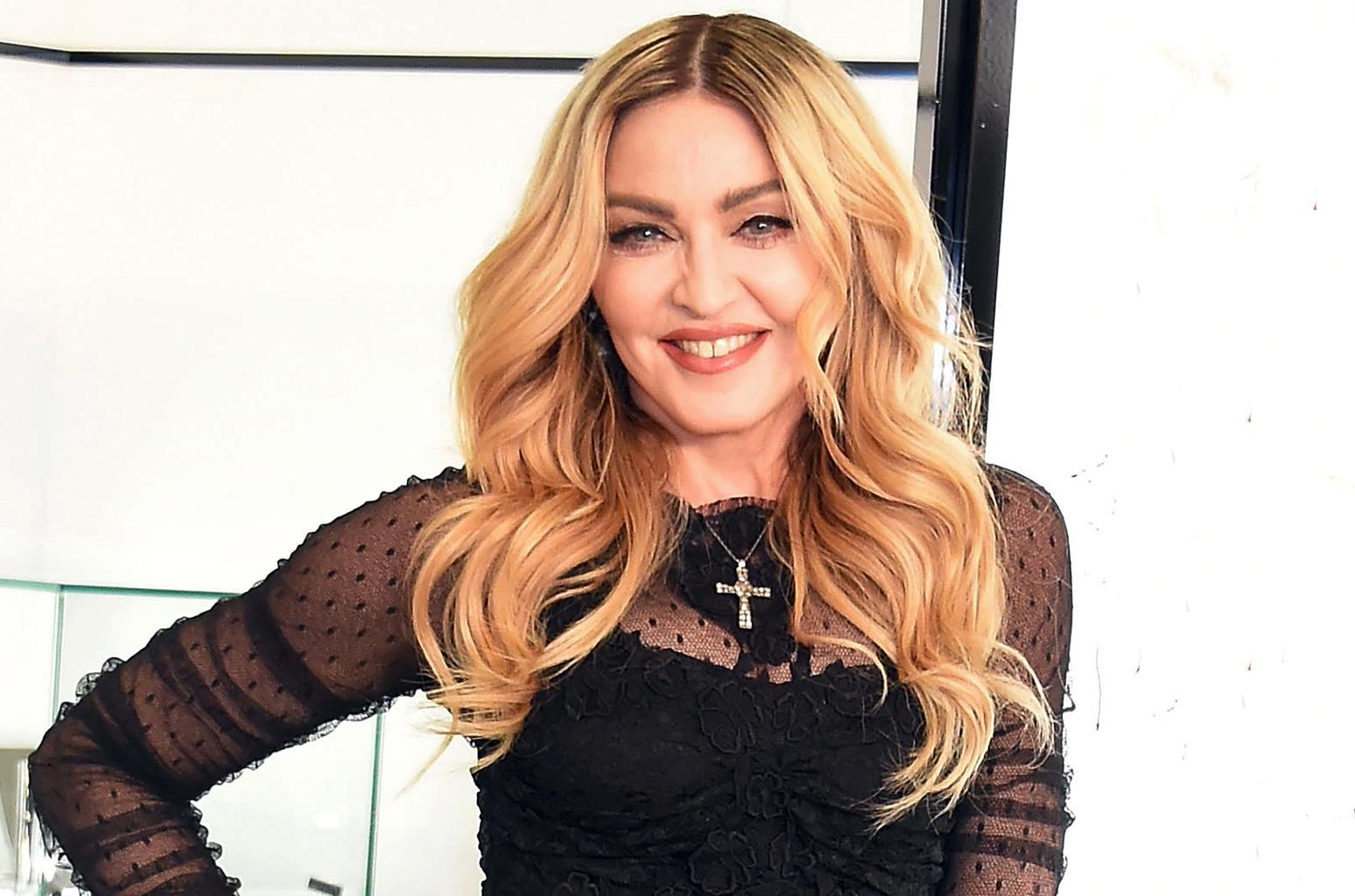 Мадонна биография Фото Madonna Дискография Биография