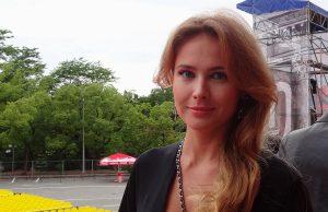 Анна Горшкова: биография, личная жизнь, семья, муж, дети — фото