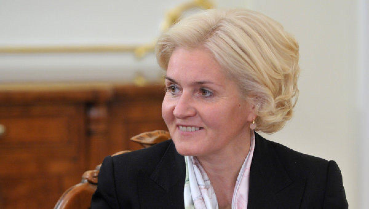 Ольга Голодец: биография, личная жизнь, семья, муж, дети — фото
