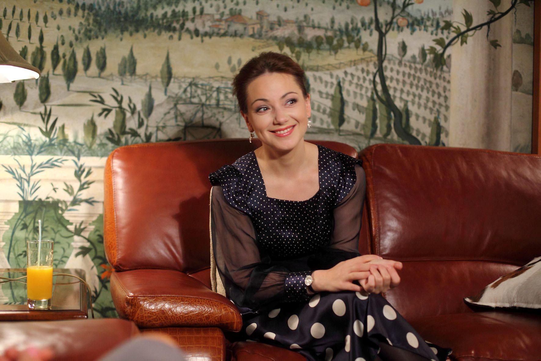Ольга Будина: биография, личная жизнь, семья, муж, дети — фото