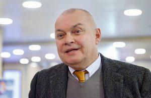 Дмитрий Киселев: биография, личная жизнь, семья, жена, дети — фото