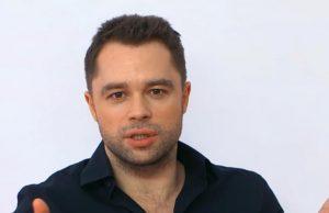 Виталий Гогунский: биография, личная жизнь, семья, жена, дети — фото