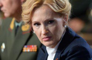 Ирина Яровая: биография, личная жизнь, семья, муж, дети — фото