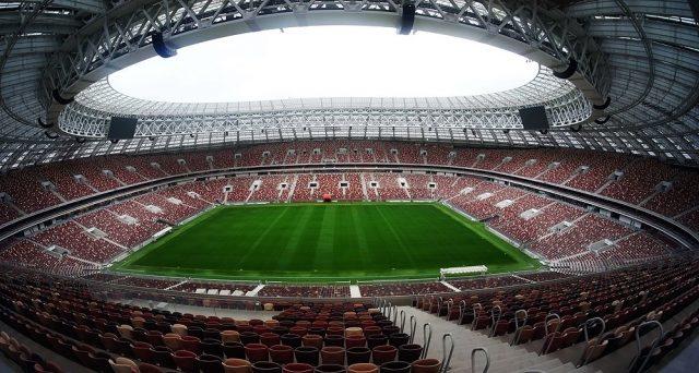 Смотреть прямую трансляцию футбола Россия - Аргентина 11 ноября 2017