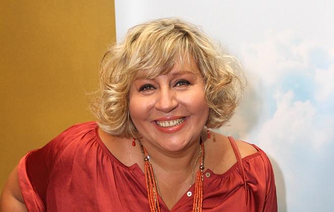 Марина Голуб: биография, личная жизнь, семья, муж, дети — фото