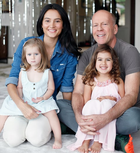 Брюс Уиллис: биография, личная жизнь, семья, жена, дети — фото