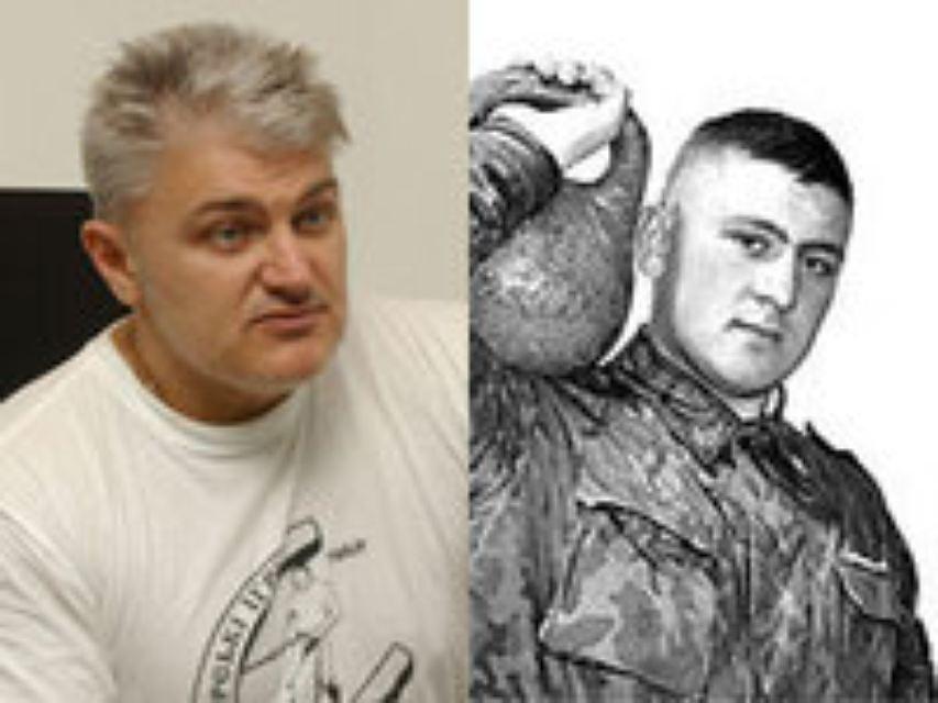Сын Владимира Турчинского — Илья Турчинский фото